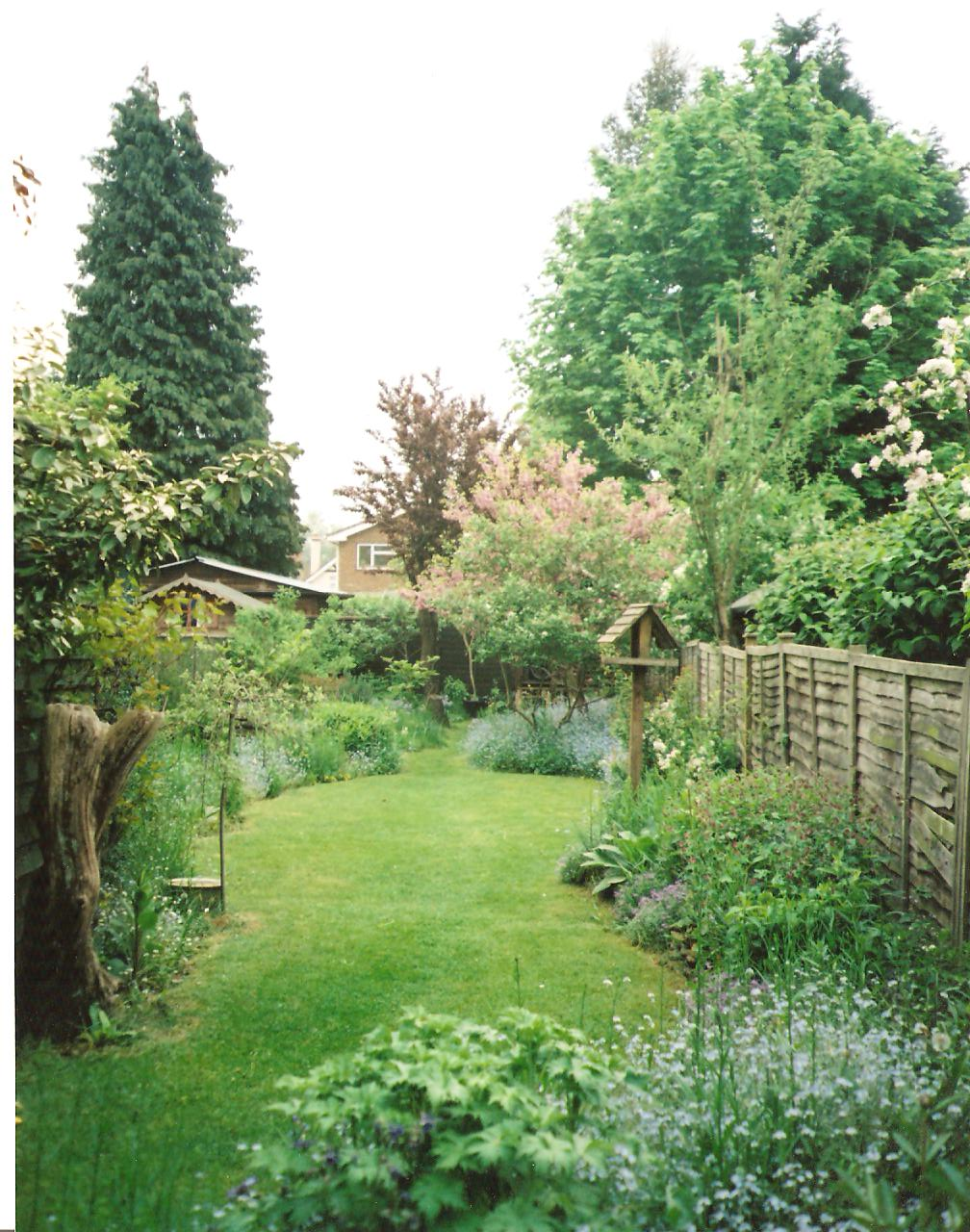 Small Gardens Ideas Cottage Gardens Berkshire Gardening